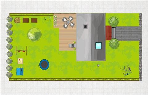 jak zaprojektować nawadnianie, projekt nawadniania, my garden, darmowy program do projektowania nawadniania, program do nawadniania